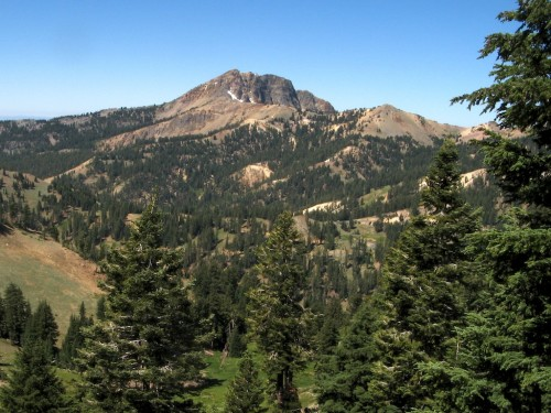 brokeoff mountain lassen