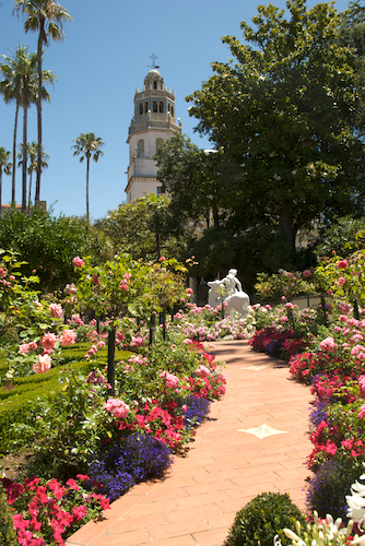 hearst_castle_garden_cathedral