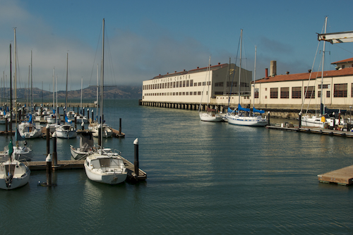 Fort Madison Port of Embarkation in San Francisco