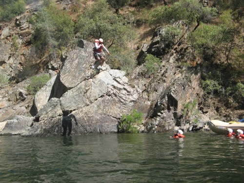 tuolumne cliff jumping