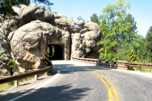 norbeck-byway_rock-tunnel