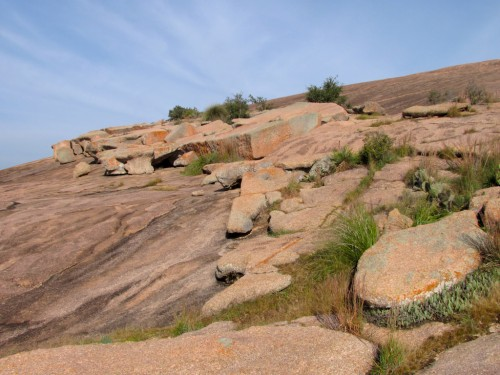 enchanted-rock_sidehill-rocks